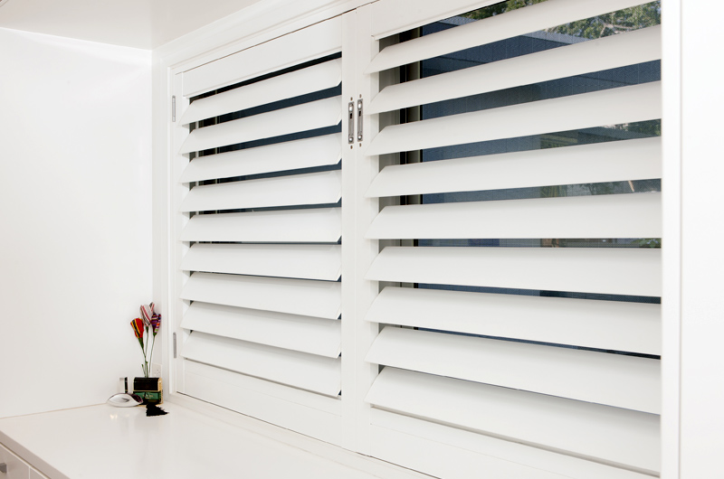 Coogee Timber Shutters